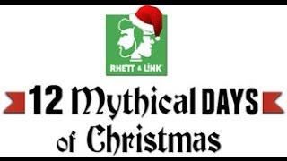 12 Mythical Days of Christmas!