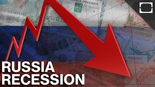 Is Putin Leading Russia Into A Great Depression?
