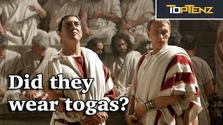 Top 10 HUGE Historical MYTHS