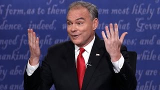 WATCH: Tim Kaine's Worst Answer Ever For Hillary's Corruption