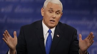 Trump's VP: Don't Use A 'Broad Brush' Against Police