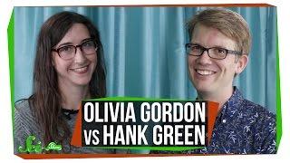 SciShow Quiz Show: Olivia vs Hank