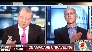 WATCH: Fox Debate On Obamacare Goes Hilariously Off The Rails