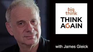 Think Again Podcast - James Gleick - TIme Travel/Everything All at Once