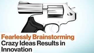 Brainstorming: Is Your Mind Wild Enough to Make a Conceptual Leap? | Bill Burnett