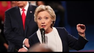 Hillary's Deflection From Her Wall Street Speeches Is Comical