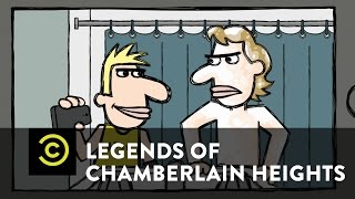 Legends of Chamberlain Heights - Milk Loses the Prank War