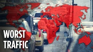 Where Is The Worst Traffic In The World?