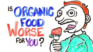 Is Organic Food Worse For You?