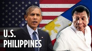 Will The Philippines 'Break Up' With The U.S.?
