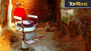 Top 10 CREEPIEST Places in AMERICA
