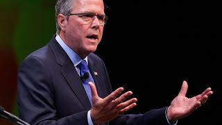 Jeb Bush Calls For The 'Phase Out' Of Medicare