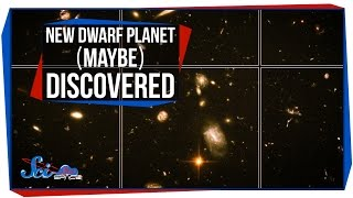 New Dwarf Planet (Maybe) Discovered
