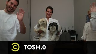 Tosh.0 - Sorority Recruitment Video