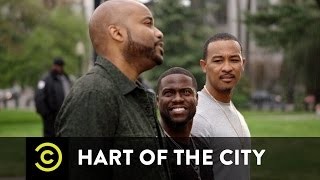 Hart of the City - A Visit with Senator Hall