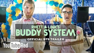 Behind The Scenes of Rhett & Link's Buddy System