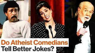 Are Atheists Better Comedians for Their Irreverence? | Jim Gaffigan