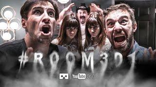 LA'S MOST HAUNTED HOTEL (360 VIDEO)    #Room301