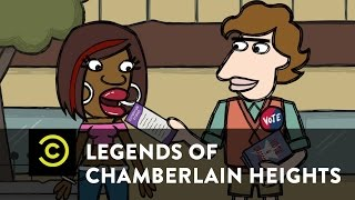 Legends of Chamberlain Heights - Grover for H.N.I.C. - Uncensored