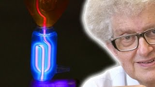 Geissler Tubes - Periodic Table of Videos