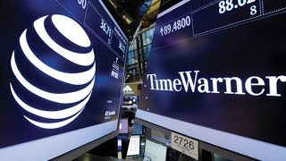 AT&T To Buy Time Warner In Disastrous Media Megamerger