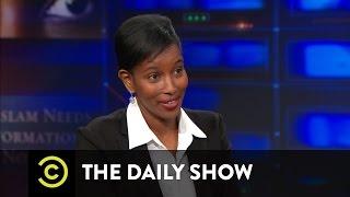 The Daily Show - Ayaan Hirsi Ali