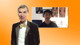 'Hey Bill Nye, Are We More a Product of Our Genes, or of Our Lifestyle?'