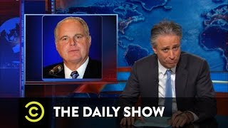 The Daily Show - Better Call Foul