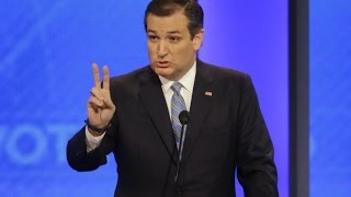 Sleazy Ted Cruz Uses Personal Story For Political Gain