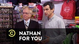Nathan For You - Souvenir Shop Pt. 1