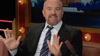 Louis CK: Liberals Who Don't Vote Hillary Are 'Pieces Of Sh*t'