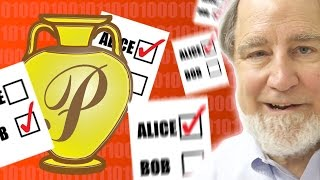 How to Check Election Results (feat. Pólya's Urn) - Numberphile