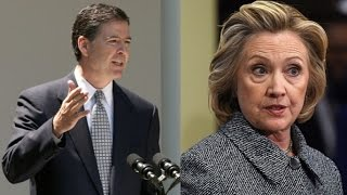 FBI's Comey: I [Still] Recommend No Charges Against Hillary Clinton