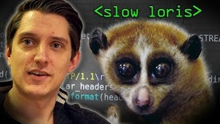 Slow Loris Attack - Computerphile