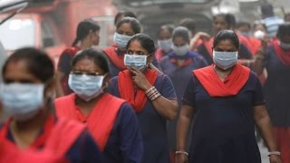 Schools Shut Down In India's Capital Over 'Deadly Smog'