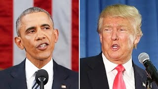 Trump Caught In Blatant Lie About Obama