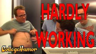 Hardly Working: Hugh Jackman
