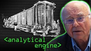 Babbage's Analytical Engine - Computerphile