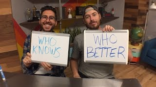 Jake & Amir: Who Knows Who Better? LIVE!