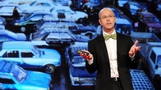 Jonas Eliasson: How to solve traffic jams