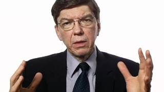 Clayton Christensen on Religion and Capitalism