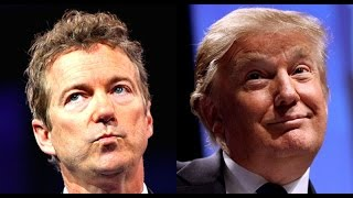 Rand Paul Lashes Out At Trump Over Hawkish Foreign Policy Advisers