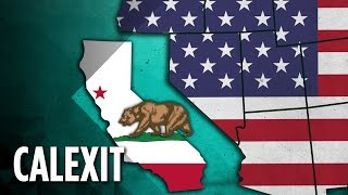 Can California Actually Secede From The U.S.?