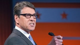Rick Perry Might Lead A Government Agency He Wants To Abolish