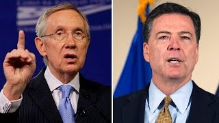 Harry Reid Blames FBI's James Comey For Hillary's Election Loss