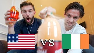 AMERICANS TASTE TEST IRISH FOOD