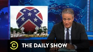 The Daily Show - Wack Flag
