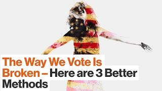 Voting Reformation:  3 Alternate Approaches to Participatory Democracy | Dan Ariely