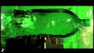 High speed video of a bullet going through water - Smarter Every Day