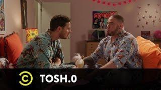 Tosh.0 - CeWEBrity Profile - Angelo Garcia, He-Man